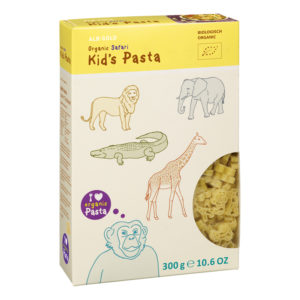 kids pasta safari