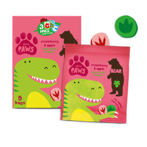 dino paws multipack
