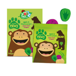 jungle paws multipack